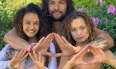 Jason Momoa afirma que família passava fome após saída de 'Game of Thrones' (Foto: Reprodução/Instagram)