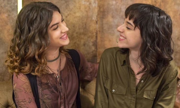 """Lica convida Samantha para sair nesta quinta (19) em """"Malhação - Viva a Diferença"""""""