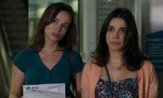 """Shirlei fica ofendida com atitude de Felipe nesta terça (17) em """"Haja Coração"""""""