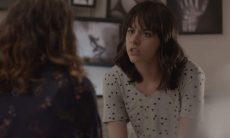 """Lica e Samantha discutem por causa de Benê nesta quarta (30) em """"Malhação - Viva a Diferença"""""""