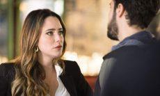 """Bruna fala mal de Camila para Giovanni nesta segunda (21) em """"Haja Coração"""""""