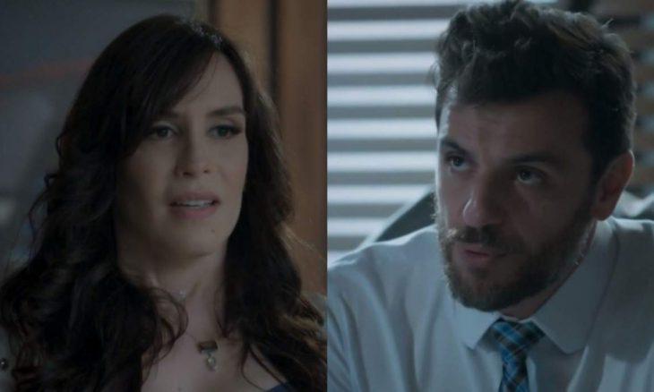 """Caio pede para Mira não se aproximar de Irene nesta segunda (14) em """"A Força do Querer"""""""