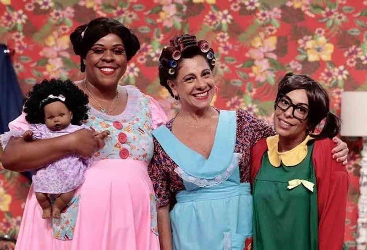Catarina Abdalla comemora seu retorno Globo após 13 anos. Foto: Reprodução Instagram