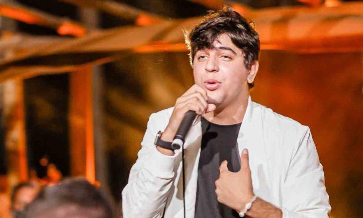 Cantor e compositor Nattan é a nova revelação do forró brasileiro. Foto: Divulgação