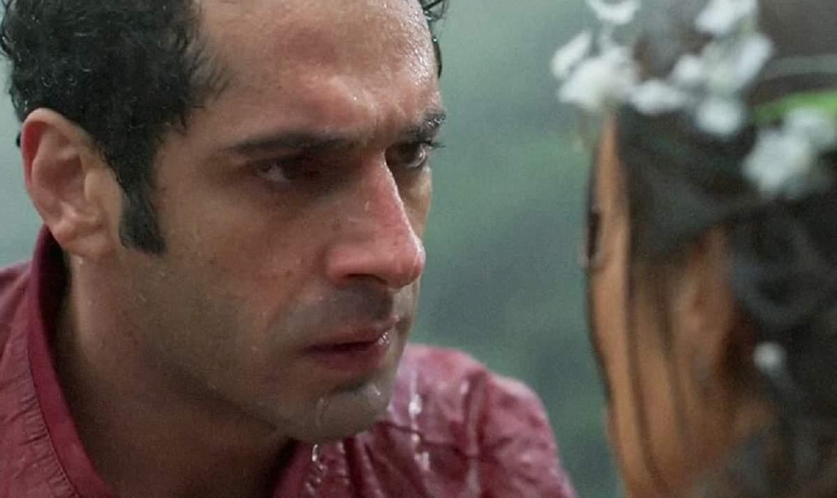 """Beto fica desolado ao ver Tancinha sofrendo neste sábado (2) em """"Haja Coração"""""""