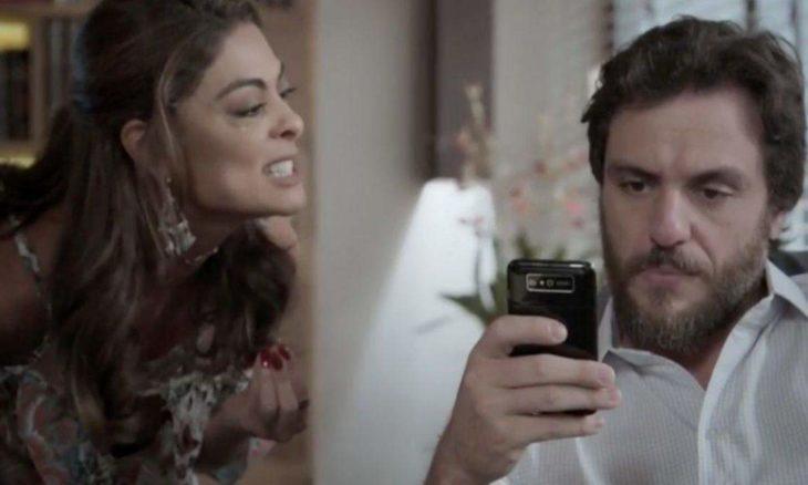 """Bibi acusa Caio de querer prejudicar sua vida nesta quarta (9) em """"A Força do Querer"""""""
