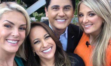 Ticiane Pinheiro comemorou o aniversário da amiga Renata Alves. Foto: Reprodução Instagram