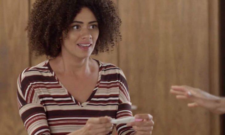 """Dóris descobre que está grávida nesta terça (15) em """"Malhação - Viva a Diferença"""""""