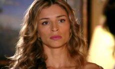 """Ester promete ao pai que irá destruir Alberto nesta quarta (2) em """"Flor do Caribe"""""""