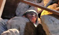 """Cassiano sofre acidente ao explorar mina com Duque neste sábado em """"Flor do Caribe"""""""