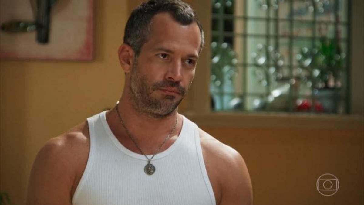 """Apolo devolve a casa onde iria morar com Tancinha nesta quarta (23) em """"Haja Coração"""""""