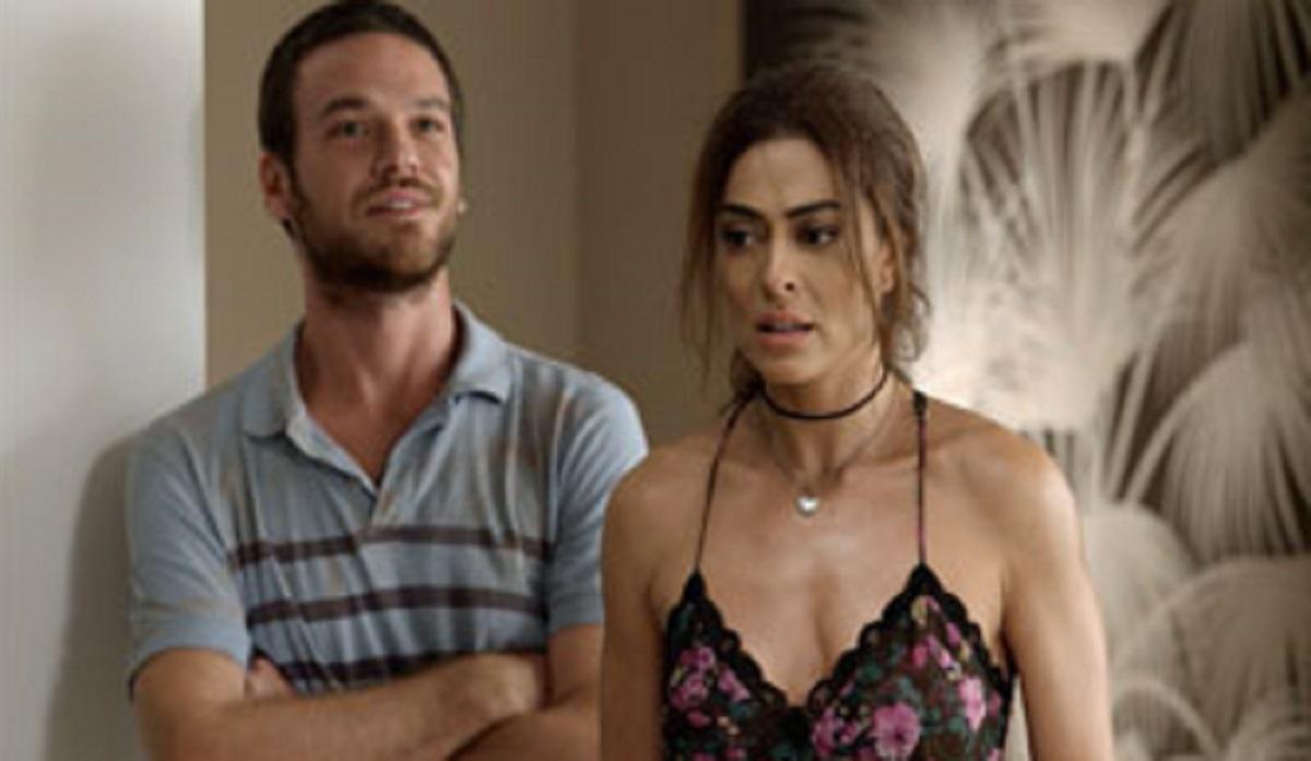 """Rubinho conta à Bibi que é importante no tráfico em nesta quarta (2) em """"A Força do Querer"""""""