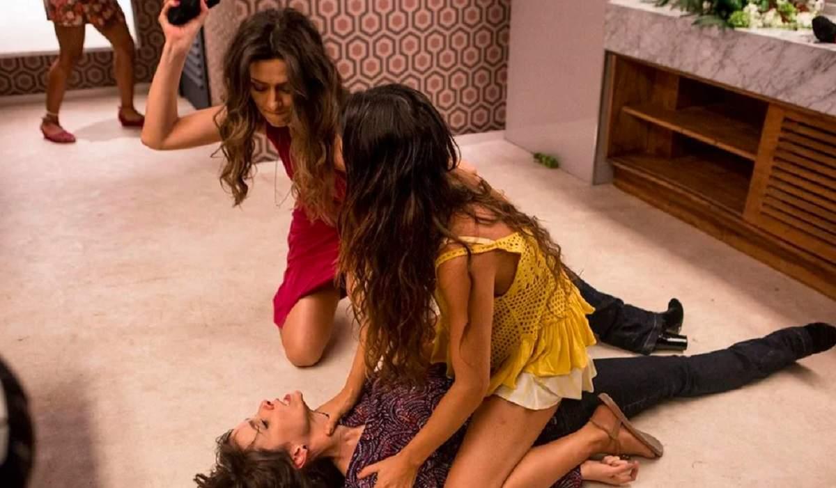 """Irene leva surra de Joyce e Ritinha nesta quinta (17) em """"A Força do Querer"""""""