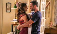 """Apolo sugere a Tancinha que os dois se casem na vila nesta sexta (25) em """"Haja Coração"""""""