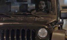 """Ruy atira seu carro contra Irene neste sábado (12) em """"A Força do Querer"""""""