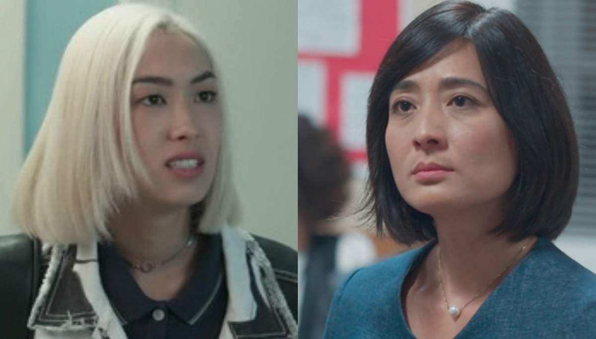 """Tina descobre armação da mãe e decide sair de casa nesta sexta (11) em """"Malhação - Viva a Diferença"""""""