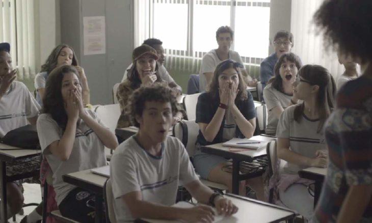 """Dóris revela aos alunos que está grávida nesta segunda (4) em """"Malhação - Viva a Diferença"""""""