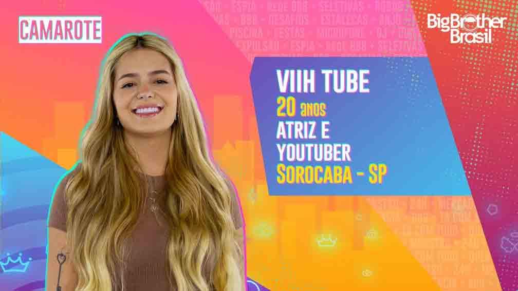 Vihh é youtuber e já foi protagonista de diversas polêmicas. Foto: Divulgação