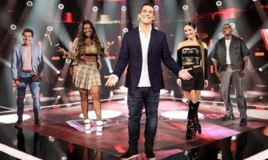 """""""The Voice Mais"""" irá estrear na Globo na tarde deste domingo (17)"""