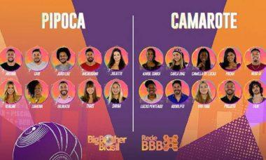 Big Brother Brasil 21 estreia nesta segunda (25) veja quem são todos os participantes