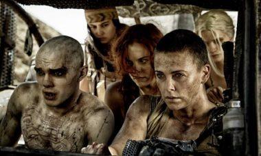 """Globo vai exibir o premiado """"Mad Max: Estrada da Fúria"""" no """"Domingo Maior"""" (10)"""