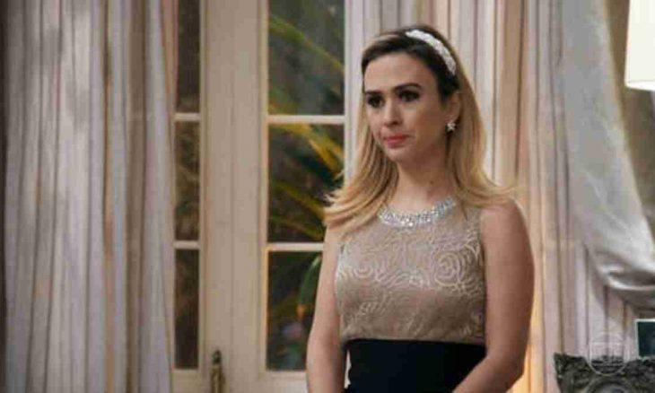 Fedora ameaça demitir Aparício e Agilson nesta quarta (27) em 'Haja Coração'