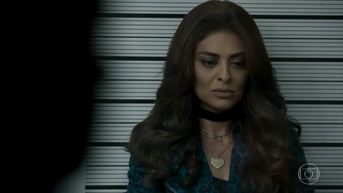 """Bibi é intimida para reconhecimento do frentista nesta sexta (8) em """"A Força do Querer"""""""