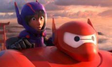 Globo vai exibir a animação 'Operação Big Hero' na 'Sessão da Tarde' nesta segunda (25)