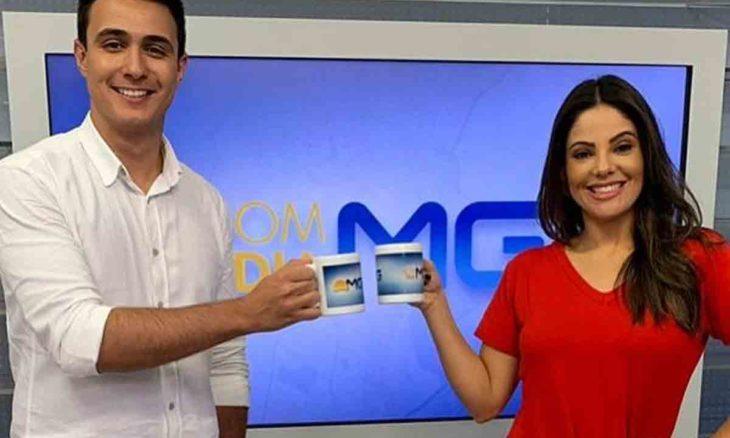 Apresentadora é demitida e deixa clima tenso durante jornal ao vivo da Globo. Foto: Reprodução instagram