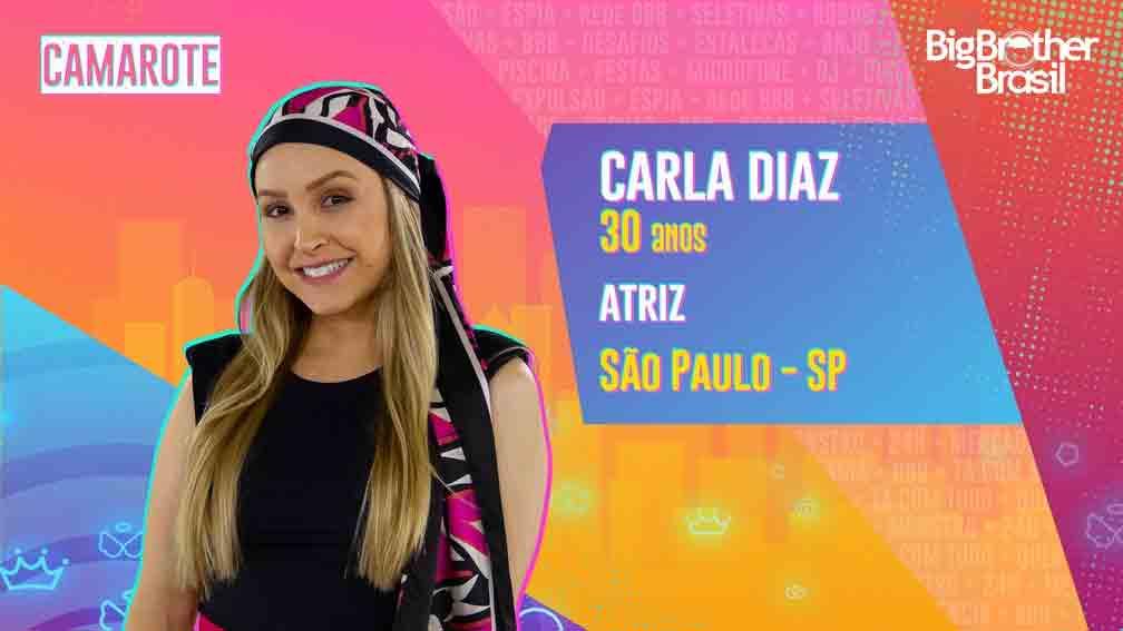 """Carla é atriz e ficou bastante conhecida durante a novela """"O Clone"""". Foto: Divulgação"""