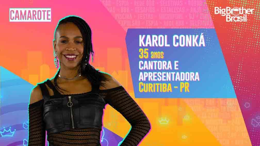 Karol se tornou um dos grandes nomes da música nacional . Foto: Divulgação