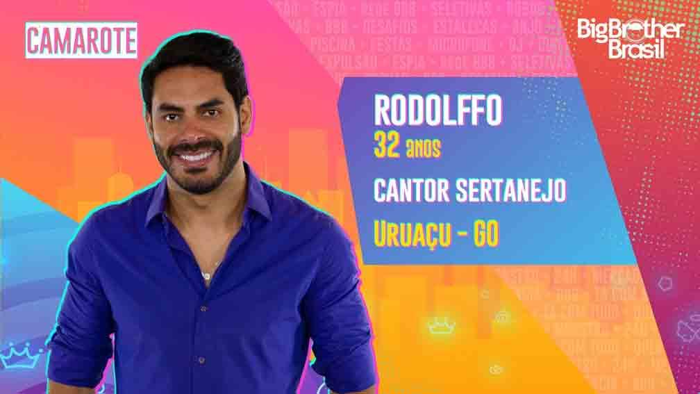 Rodolffo faz dupla com Israel e vem direto de Uruaçu, em Goiás. Foto: Divulgação
