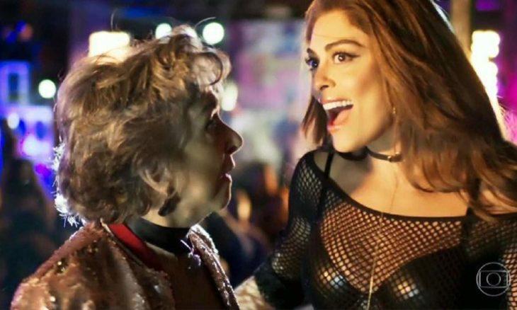 """Elvira surge no baile funk e Bibi a coloca no camarote nesta terça (5) em """"A Força do Querer"""""""