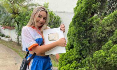 Camilla Rocha: conheça a atriz e cantora que faz sucesso em todo Brasil. Foto: Divulgação