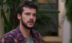 Giovanni se preocupa com a falta de notícias de Camila nesta quinta (28) em 'Haja Coração'