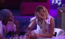 """BBB 21: Lucas Penteado revela vontade de ficar com Kerline: """"pego você fácil, só falar sim"""""""