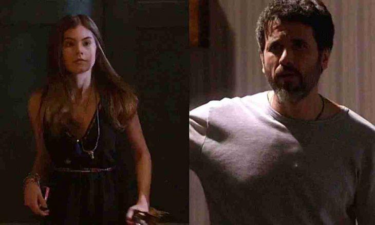 Gael flagra Bianca saindo escondida de casa para ver Duca nesta sexta (29) em 'Malhação: Sonho'