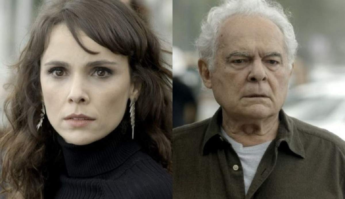 """Garcia vê Irene na rua e a reconhece nesta terça (18) em """"A Força do Querer"""""""