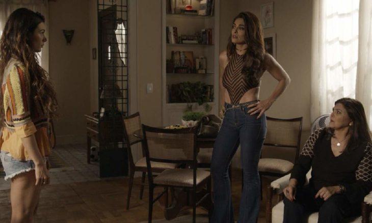 """Ritinha pede ajuda de Bibi para visitar Zeca na prisão nesta (6) em """"A Força do Querer"""""""