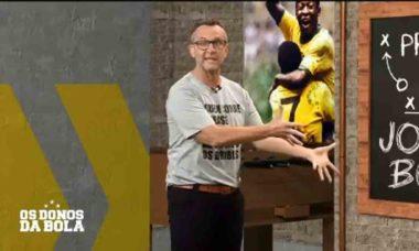 Neto prevê que Palmeiras será eliminado do Mundial de Clubes com gol de Dudu. Foto: Reprodução
