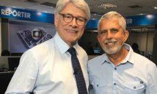 Apresentador do Globo Repórter anuncia saída após 31 anos de emissora. Foto: reprodução Instagram