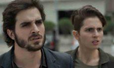 Ruy defende Ivana, que se emociona com o irmão neste sábado (30) em 'A Força do Querer'