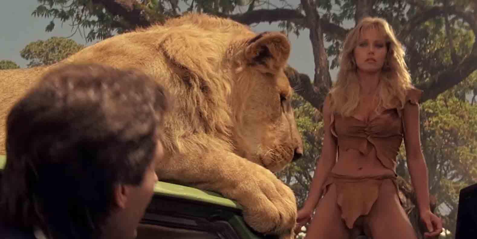 Tanya Roberts atriz de 'Sheena, a Rainha das Selvas' morre aos 65 anos. Foto: reprodução Youtube