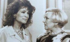 Susana Vieira relembra momento raro para homenagear Nicette Bruno
