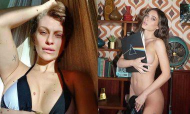 Ex-paquita Lana Rhodes diz que mudará nome por causa de atriz americana com o mesmo nome. Foto: Reprodução Instagram