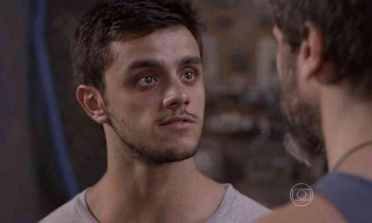 """Gael aconselha Cobra a controlar sua raiva nesta quinta (25) em """"Malhação: Sonhos"""""""