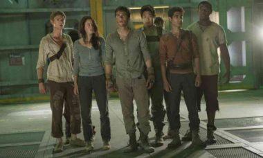 """Globo vai exibir """"Maze Runner: Prova De Fogo"""" neste domingo a noite (21)"""