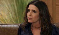 """Rebeca avisa às amigas que Teodora está viva neste sábado (27) em """"Haja Coração"""""""