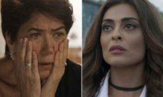 """Silvana abriga Bibi e a ajuda na fuga nesta terça (16) em """"A Força do Querer"""""""