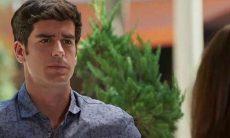 """Chantageado por Jéssica, Felipe termina namoro com Shirlei nesta sexta (26) em """"Haja Coração"""""""